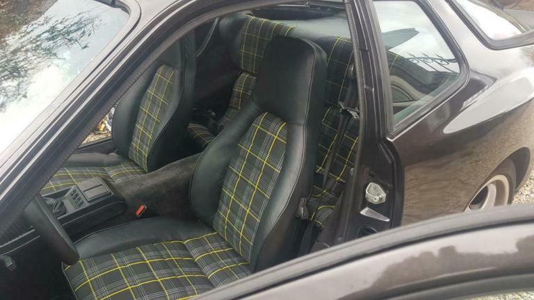 autostoelen bekleden